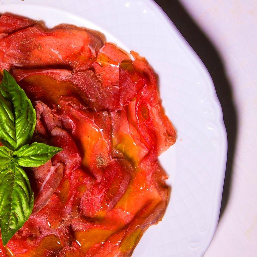 organic meat restaurant salò lake garda