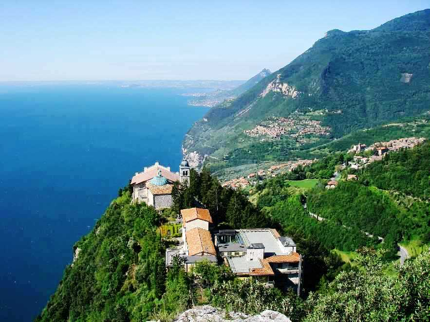 Bassa Via del Garda - Madonna di Montecastello